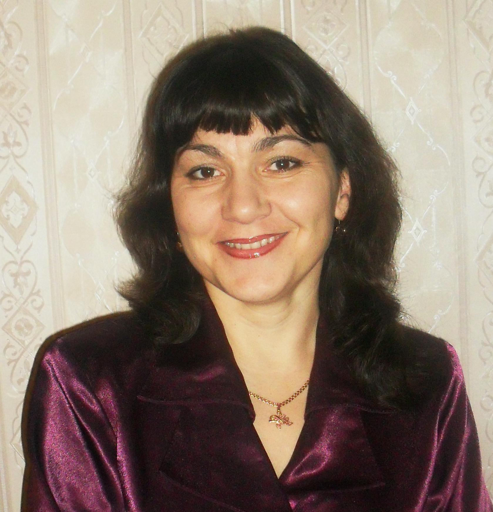 Портрет Родохлебовой