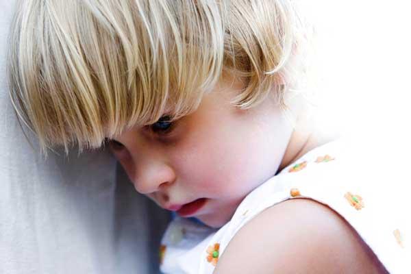 чувствительный ранимый ребенок