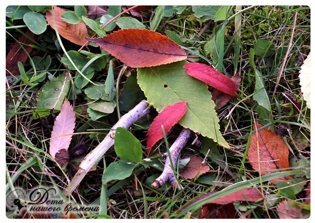 Осенняя мандала 06