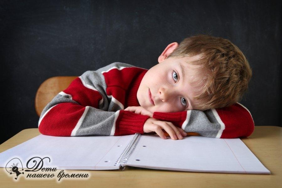 апатия у ребенка