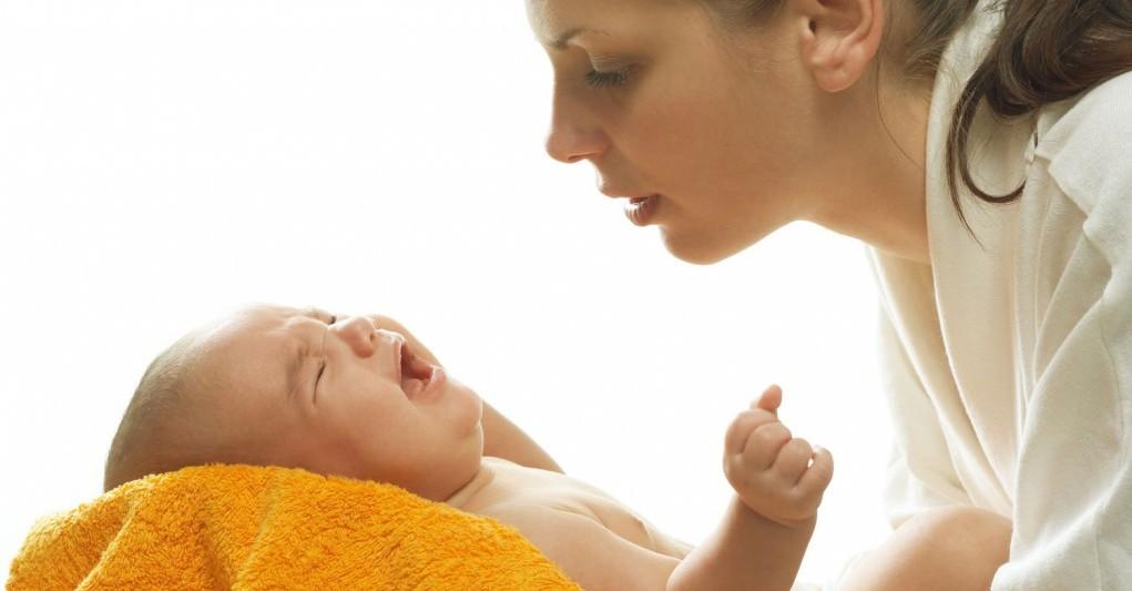 испуг у грудного ребенка