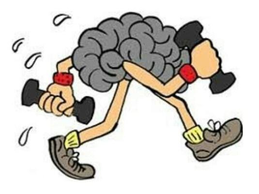 гимнастика мозга занятия