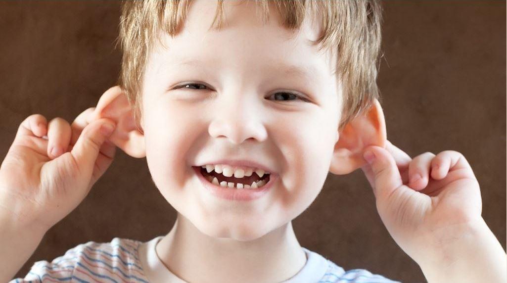 Массаж ушей для повышения активности мозга