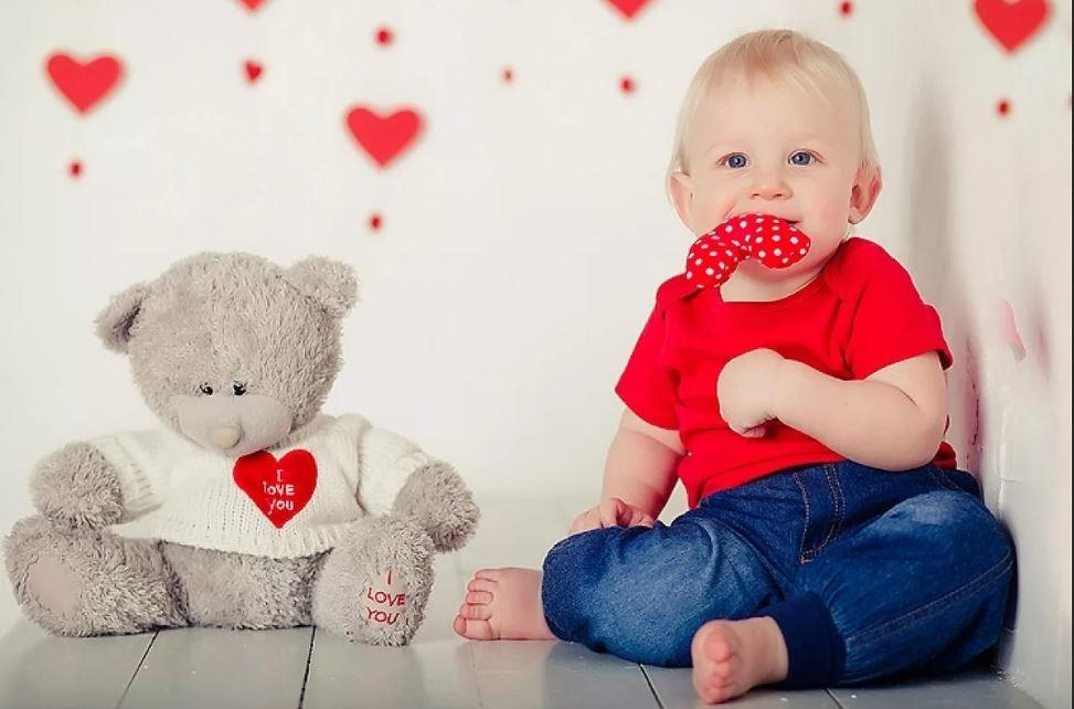 Игры для детей в День святого Валентина