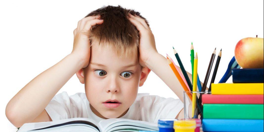 Когда ребенку трудно учиться