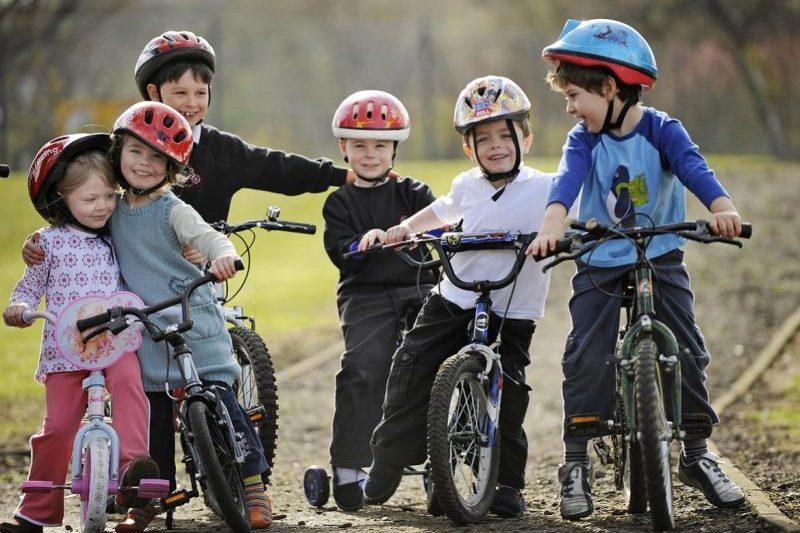 Игра Тихоходы - состязание велосипедистов