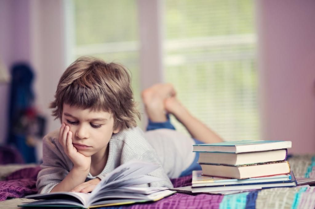 Как мотивировать ребенка к обучению