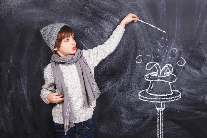 Фокусы для детей с раскрытием секрета