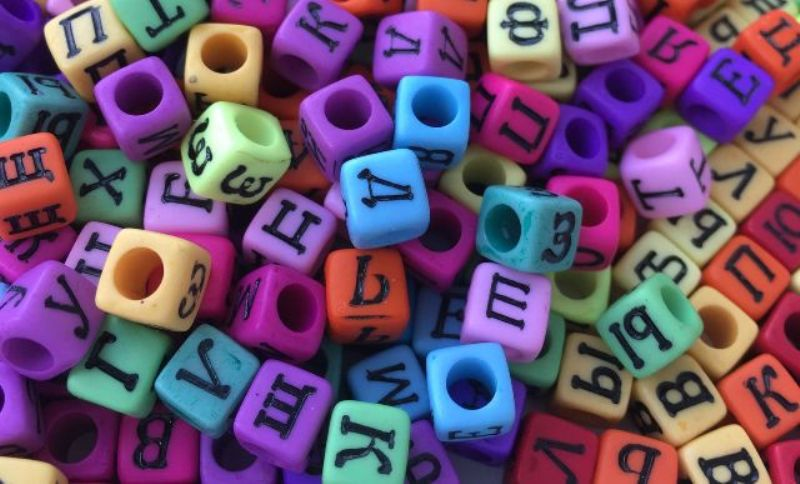 Игра «Сквозная буква»