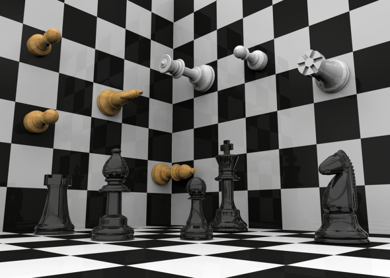 Задачки на пространственное мышление