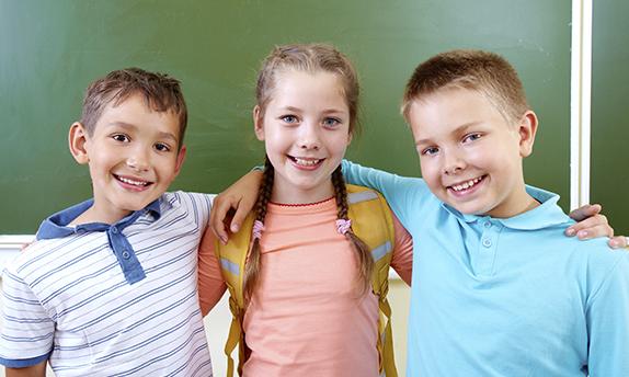 Младшая школа: первые друзья
